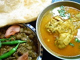 Chicken and Dal